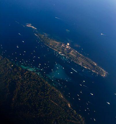 Visiter l'île de Lérins